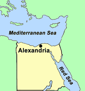 Alexandria History of the Egyptian City mrdowling