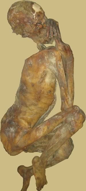 Ancient Egypt | mummified person