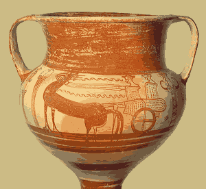 The Early Greeks - Greek krater